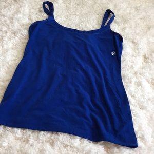 NWT Blue camisole